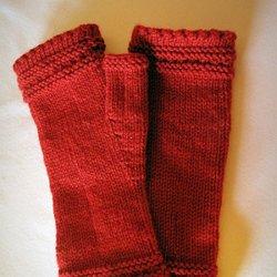 mitaine tricot modele gratuit